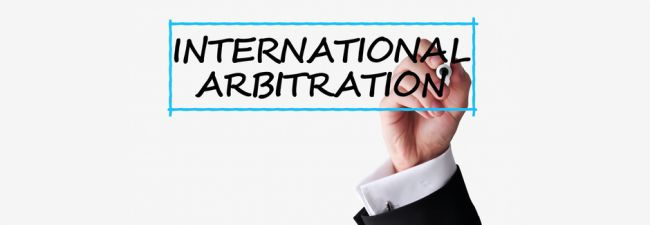 International Arbitral Process