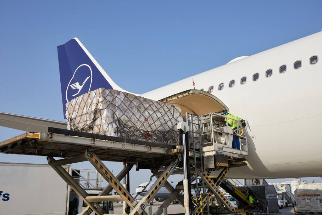 © Lufthansa Cargo