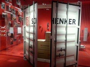 Smartbox im DB Museum in Nürnberg © DB