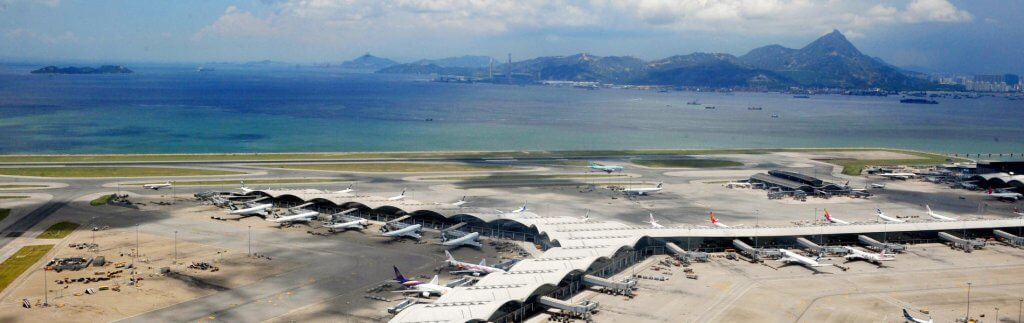 Hong Kong: Home to the largest freight airport in the world