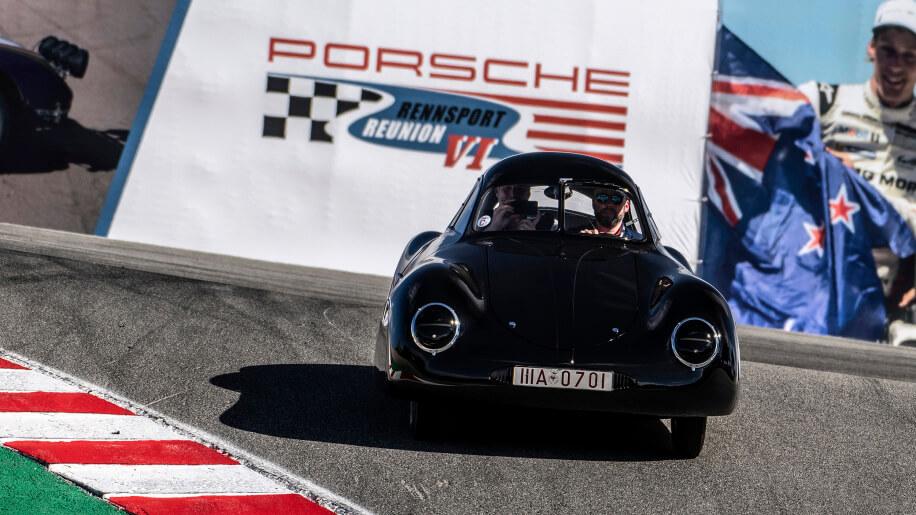 Die Porsche-Rennsport-Reunion - der Traum eines jeden Porsche-Liebhabers.© Thomas Görny