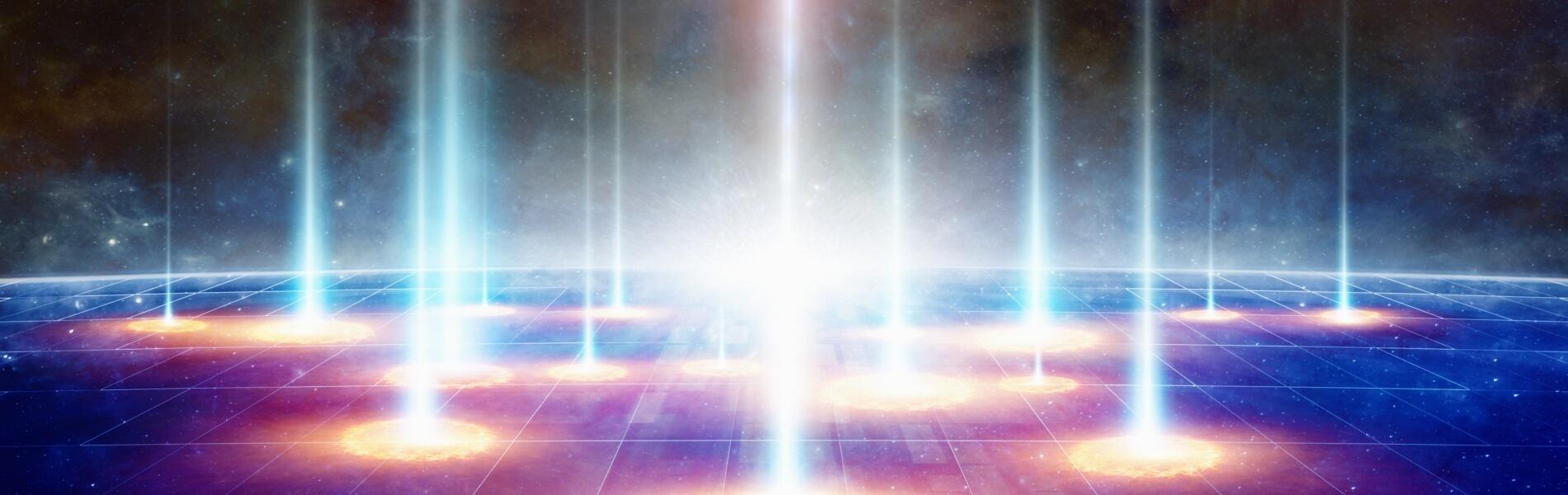 Beamen oder Teleportation: Können Logistiker von der Quantenphysik profitieren?