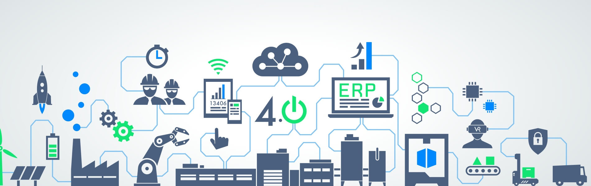 Digitale Transformation: Wie digital ist die Logistik-Branche?