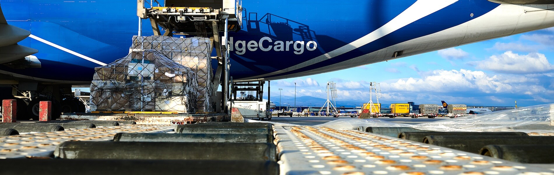 Holy Air Freight: Air Freight at Year's End
