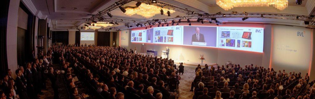 Logistikkongress in Berlin: drei Tage Ermutigung