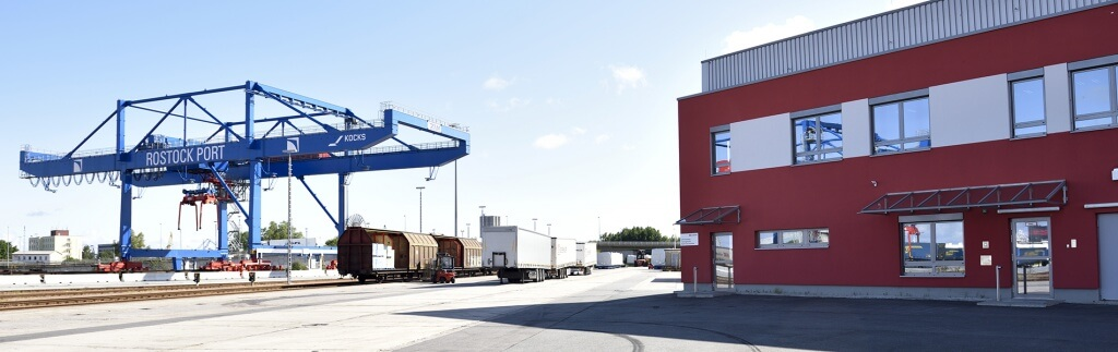 """""""Baltic Sea Gate"""": Rostock Port und DB Schenker vereinbaren strategische Zusammenarbeit"""