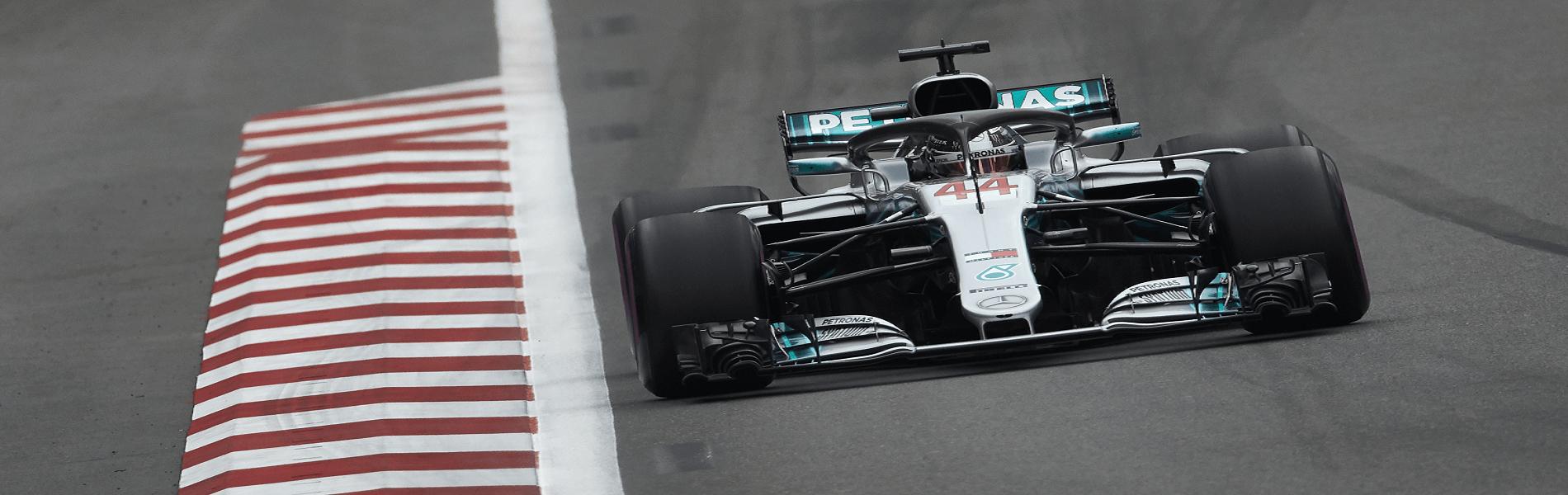Behind the Scenes – Start in die neue Formula OneTM