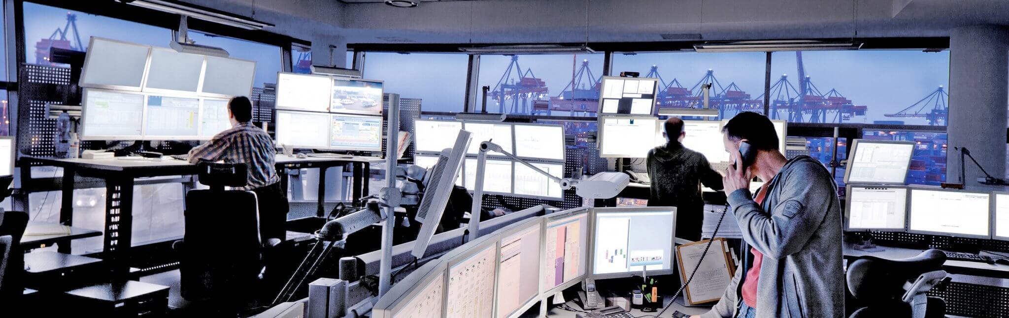 Hafen der Zukunft – das Containerterminal Altenwerder (CTA)