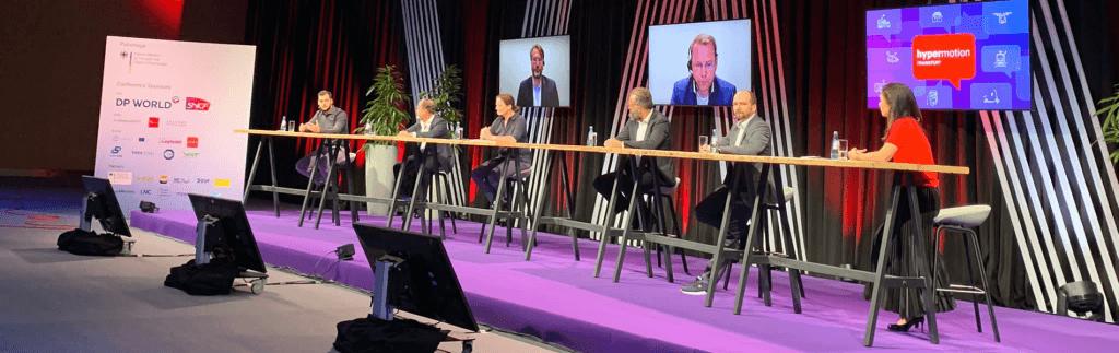 Einblicke in die Zukunft von Mobilität und Logistik: Hypermotion 2021