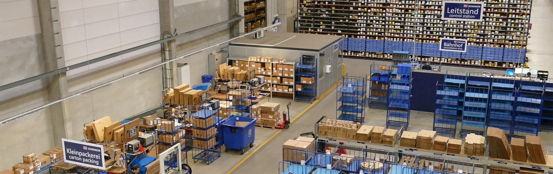 Lean Logistics kunden- und teamorientiert – Kontraktlogistik bei DB Schenker in Rodgau ausgezeichnet