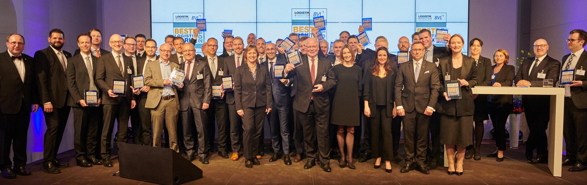 Beste Logistik Marke 2019 – DB Schenker bei Seefracht und Straßengütertransport erfolgreich
