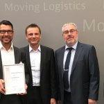 """DB Schenker ist """"Key Supplier 2017"""" von Brose"""