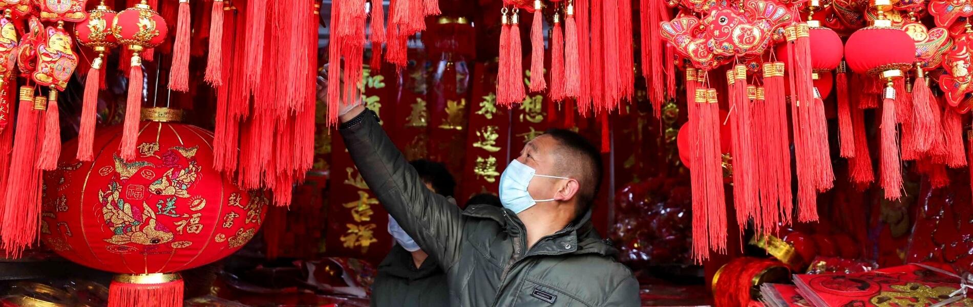 Neujahr, der Drang zur Familie und die Globalisierung