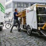 Emissionsfreie Logistik für Hamburgs City