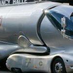 Luigi Colani: Trucks wie aus der Science-Fiction