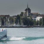 Elektromobile Wassertaxen – Schweizer testen SeaBubble in Genf