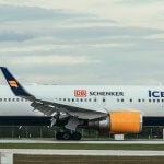China-Shuttle bringt Medizingüter nach München