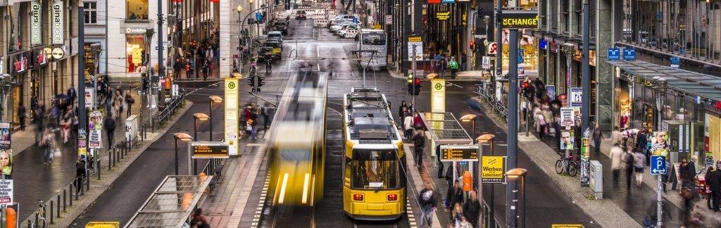 Berlin City Hub: The revival of the cargo tram?