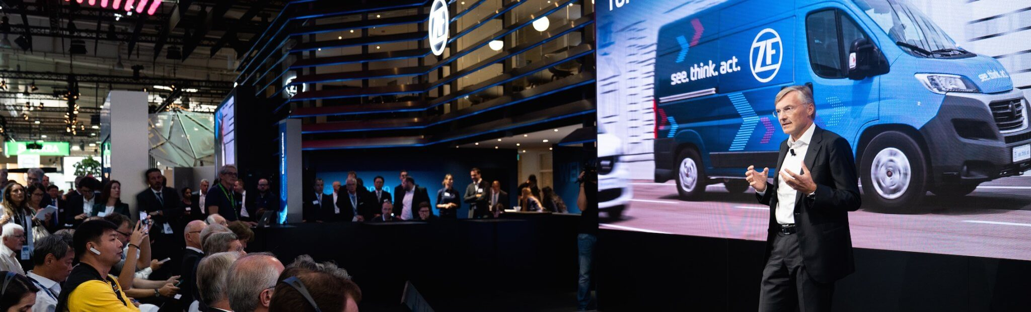 IAA, Innotrans and BVL: mobility of the future
