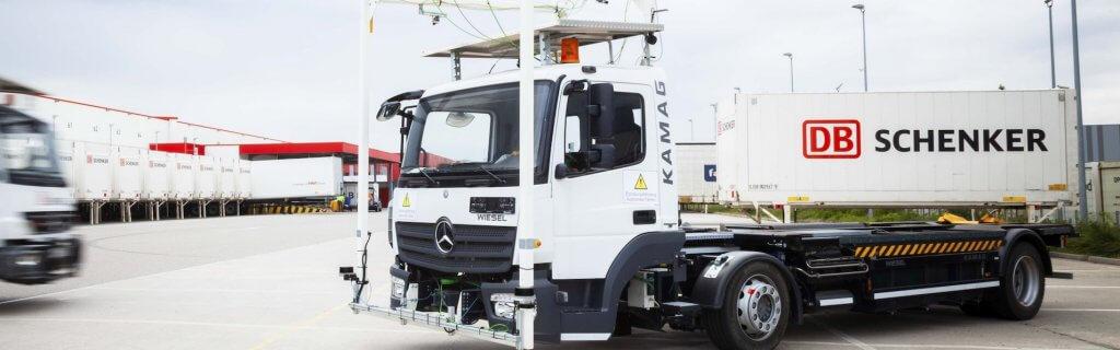 "Autonomous ""Weasel"" – DB Schenker strengthens automatization in logistics"