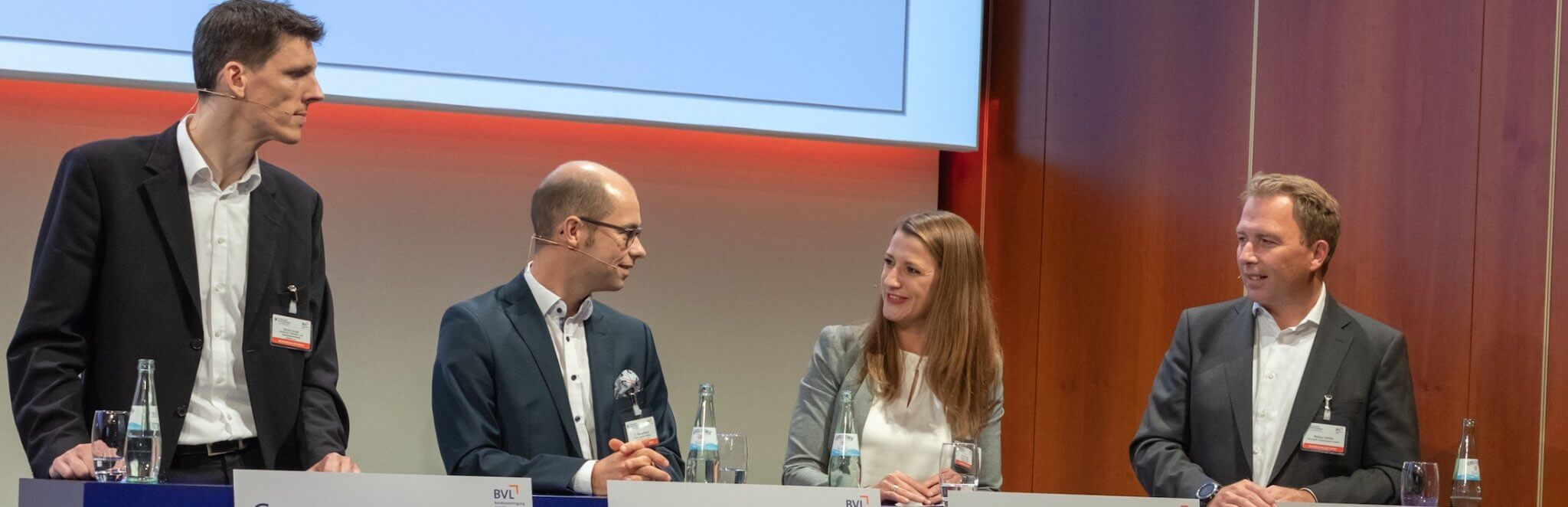 Jobs of the future – discussions at the BVL conference