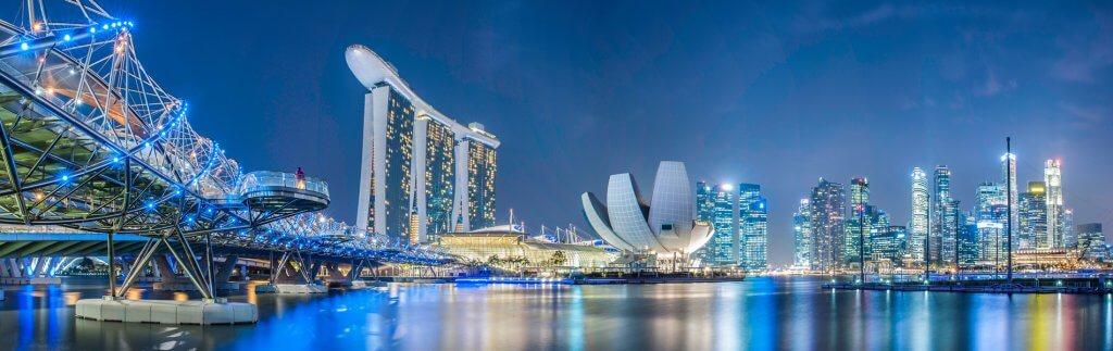 Singapur und Hangzhou: Asiatische Smart Cities