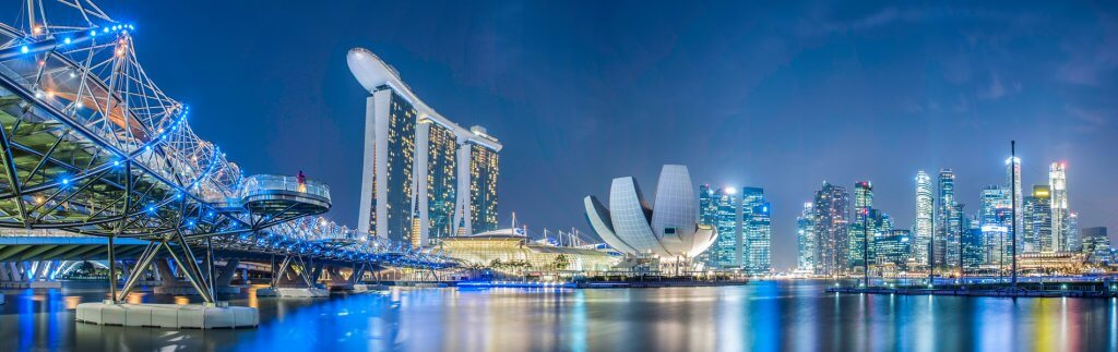 Singapore and Hangzhou: Asian Smart Cities