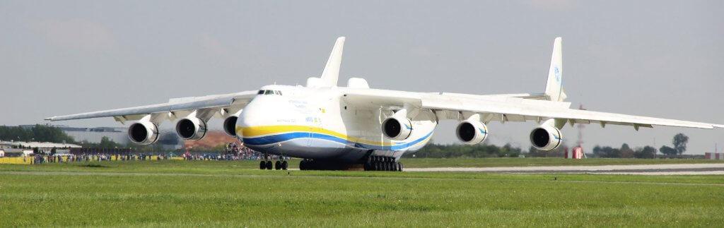 Transportgiganten (3): Das größte Transportflugzeug der Welt