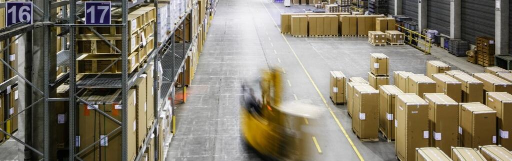 E-Mobilität in der Logistik an einem Standort mit Zukunft