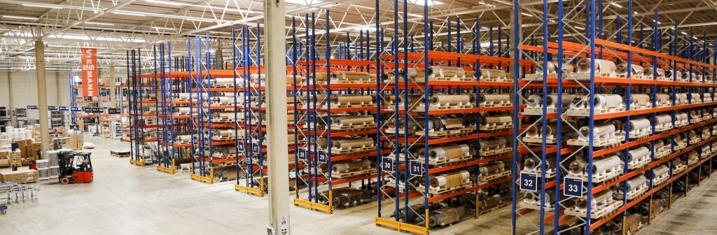 Grüne Lager helfen Logistikern im Wettbewerb