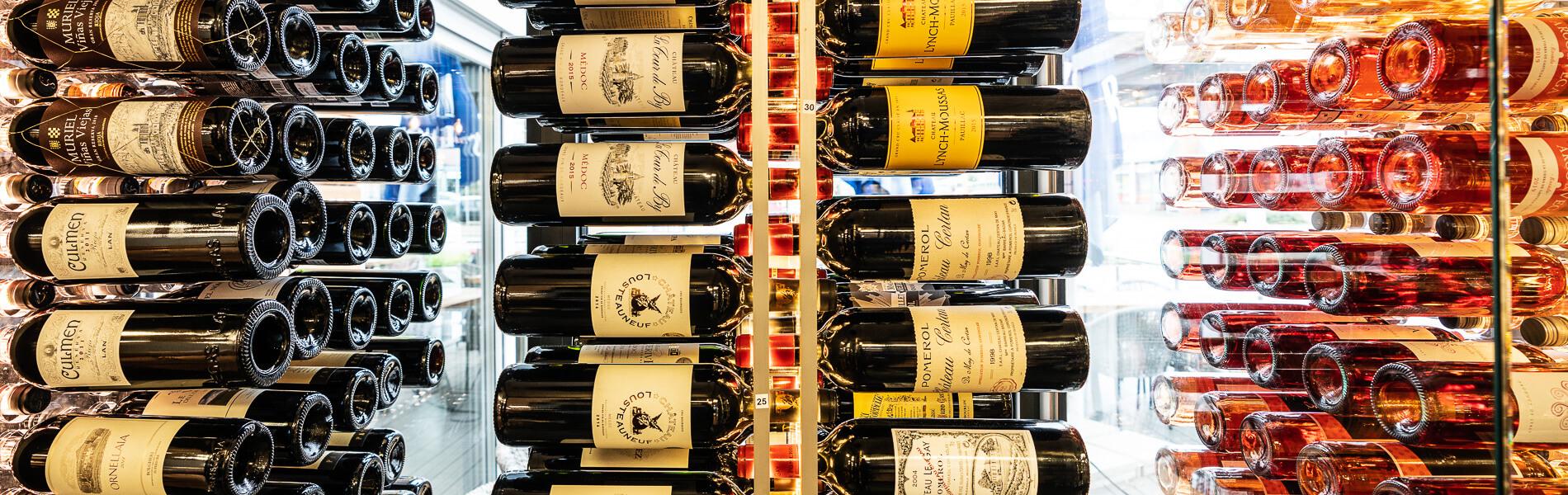 Weinlogistik ist eine Frage des Vertrauens