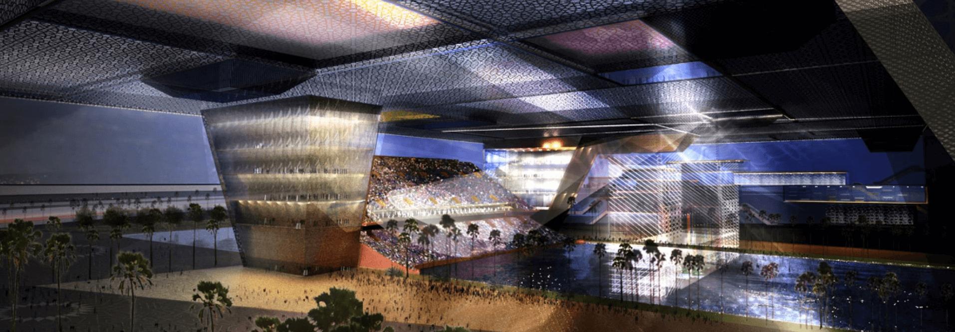 Smart Stadium – Was kann das Stadion der Zukunft?