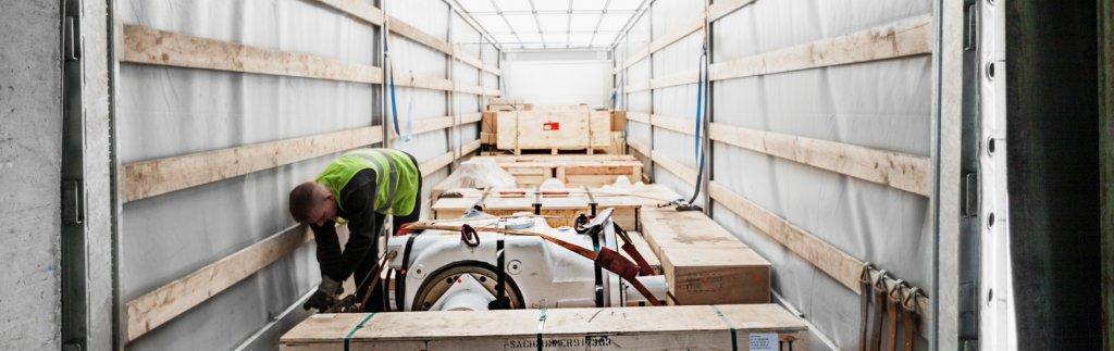 Drive4Schenker oder: Wer bringt die Lkw-Ladung nach Andalusien?