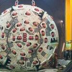 """Brennerbasistunnel: """"Bergfest"""" beim Rekordtunnel-Bau"""