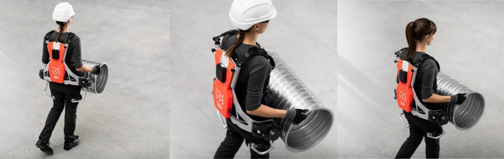 The exoskeletons are coming: Robots to wear?