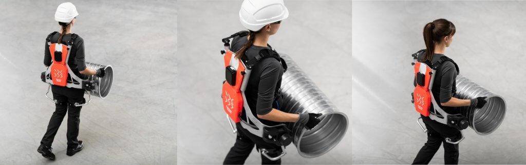 Die Exoskelette kommen: Roboter zum Anziehen?