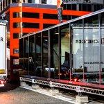 DB SCHENKER baut Motorhome für Mercedes-AMG Petronas