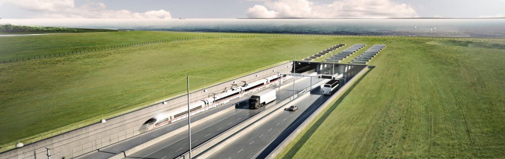 Fehmarnbelt Tunnel: Danes are about to start