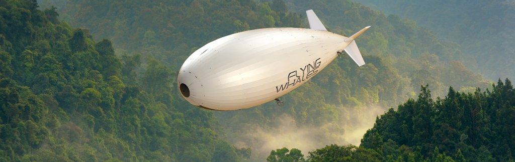 Der Flug des Wals – Comeback in der Logistik?