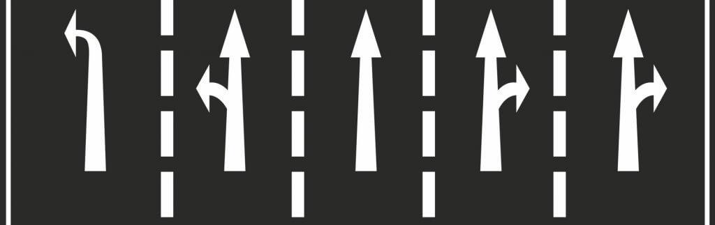 2020: Veränderungen auf und neben den Verkehrswegen