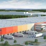 DB Schenker turns its logistics terminals green