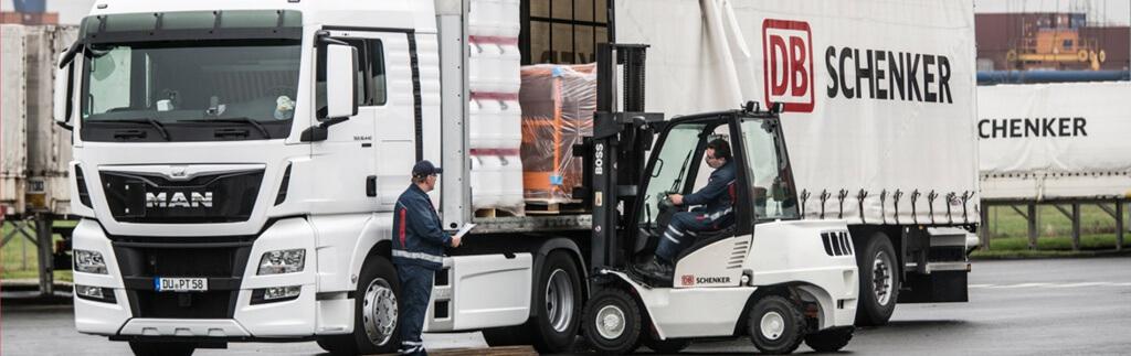 Logistik-Drehscheibe Duisburg: Umschlagterminal in den Medien