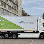 Die Mobilität der Zukunft im Alltagstest: Mercedes-Benz eActros in Leipzig