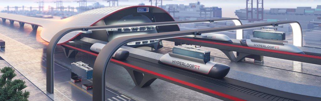 Logistik mit Highspeed: Der Hyperloop im Güterverkehr