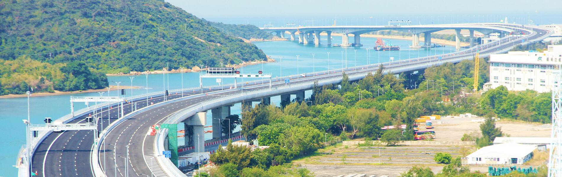 Hongkong-Zhuhai-Macao-Brücke eröffnet – Hinterm Horizont geht's weiter