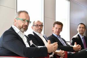 Showtruck Vorstand Schenker AG