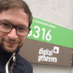 Profilfoto von Johannes Reus