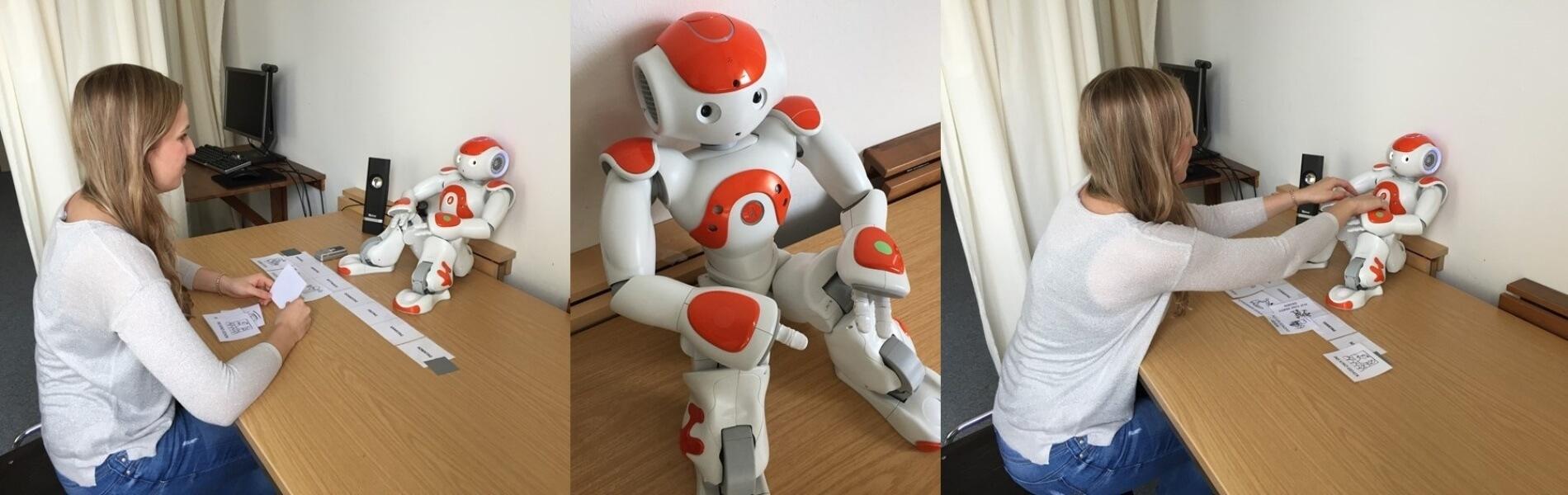 """""""Wir sollten Roboter nicht zu sehr vermenschlichen"""""""