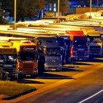 Mangelware Lkw-Parkplätze – digitale Lösungen sollen helfen
