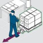 Logipics: Bilder erklären logistische Abläufe